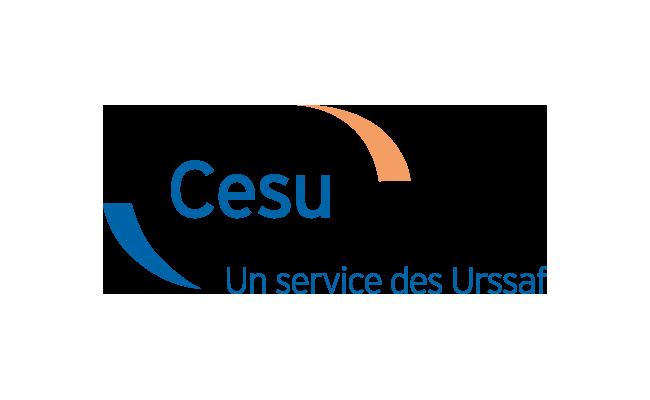 Logo Cesu Urssaf